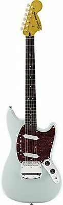 Squier by Fender Vintage Modified Mustang Electric Guitar, R