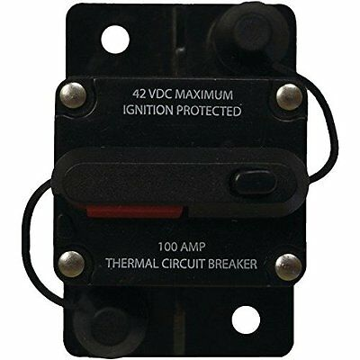 BATTERY DOCTOR 31209-7 Manual-Reset Circuit Breaker (200 Amp