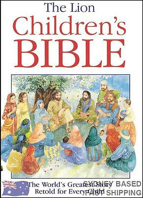 CHILDRENS BIBLE 256 Pages The Lion Childrens Bible