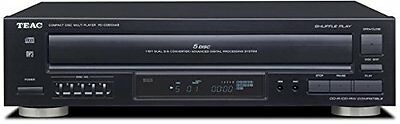 Teac PD-D2610mkII 5 Disc Carousel CD Changer with Remote