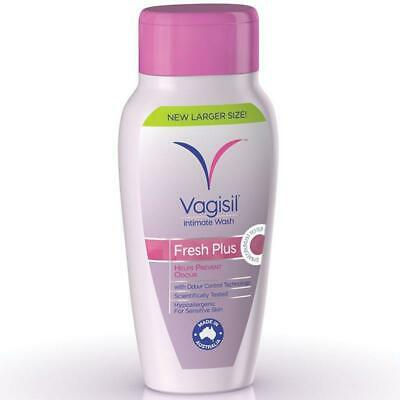 Vagisil Fresh Plus Intimate Wash 240ml