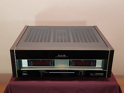 Pioneer Elite M91 Power Amplifier - Fully Serviced - Super Nice (Ag07)