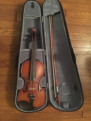 Morelli Violin Made By Italian Engineering
