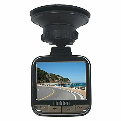 "Uniden DC2, 1080p Full HD Dash Cam, 2.0"" LCD, G-sensor with"