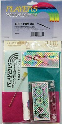 Players Products MKHFL-SS Suprsavr Flute Care Kit