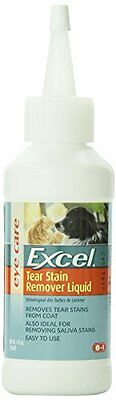 Excel 8 in 1 4-Ounce Tear Clear Tear Stain Remover