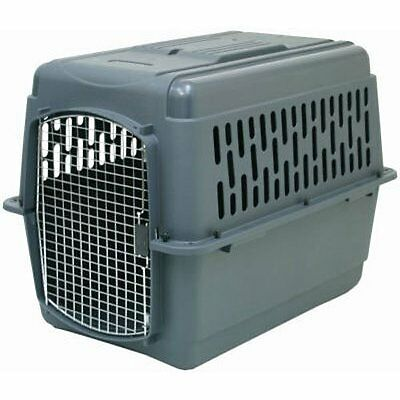 Petmate 21182 Pet Porter 2 Kennel, Intermediate (Dark Gray)