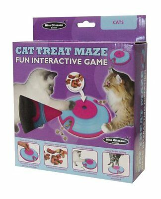 Nina Ottoson Treat Maze Interactive Game for Cats