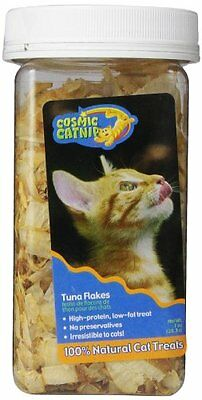 Cosmic Tuna Flakes Cat Treat, 1-Ounce