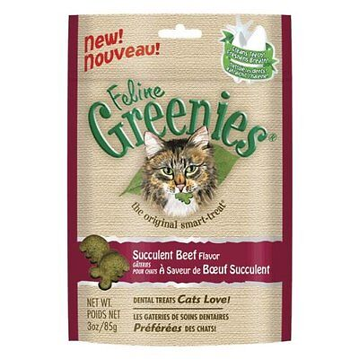 Feline Greenies 3Oz Beef