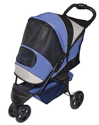 Pet Gear Sportster Pet Stroller for Cats and Dogs up to 45-Pounds, Lilac
