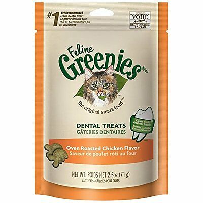 Feline Greenies 3Oz Chicken