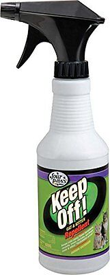 Keep Off! Repellent Spray For Cats 16oz