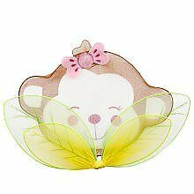 Little Boutique Mesh Wall Hanging Girl Monkey