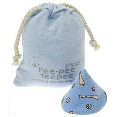Beba Bean - Pee-pee Teepee - 5 Baseball Teepees in Laundry Bag