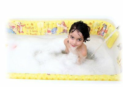 Disney Inflatable Safety Bathtub Bumpers, Winnie the Pooh