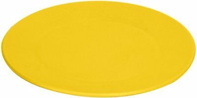 Green Eats 4 Pack Snack Plate, Yellow