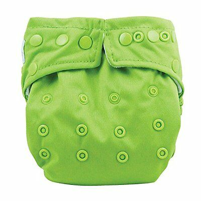 Bumkins Snap In One Cloth Diaper, Green