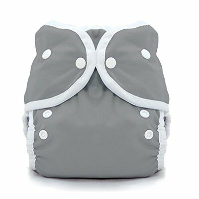 Thirsties Snap Duo Wrap, Fin, Size One (6-18 Lbs)