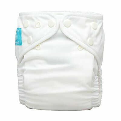 Charlie Banana 2-in-1 Reusable Diapers One Size - White
