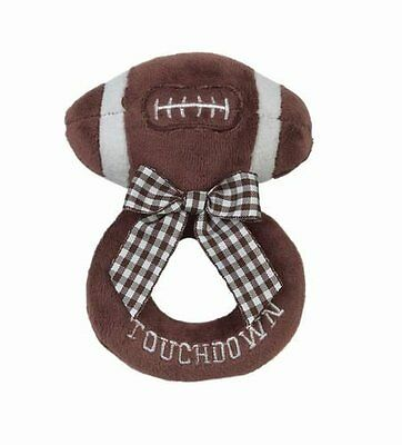 Bearington Baby- Touchdown Ring Rattle