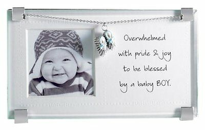 Mud Pie Picture Frame, Baby Boy