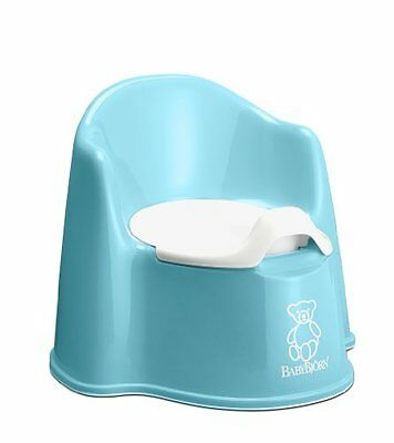 Babybjorn Potty Chair, Turquoise
