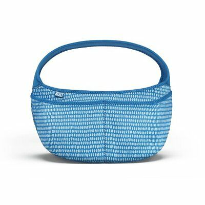 Built Baby Buddy Essentials Caddy, In Dribble Dots Blue