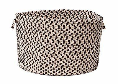 Colonial Mills Boston Common Utility Basket, 14 by 10-Inch, Harbour Lites