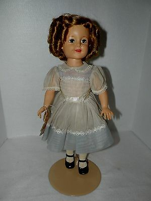 """1957 Ideal 20"""" Shirley Temple Doll  All Original"""