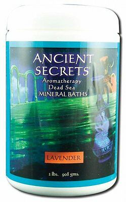 Ancient Secrets Dead Sea Aromatherapy Bath Salts Lavender 2