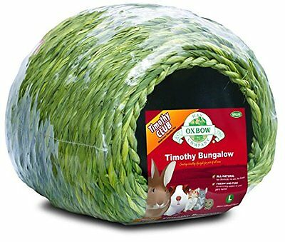 OXBOW PET PRODUCTS 448153 Timothy Club Bungalow for Pets, La