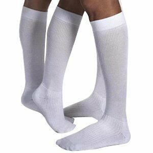 ActiveWear 30-40 mmHg Firm Support Unisex Athletic Knee High