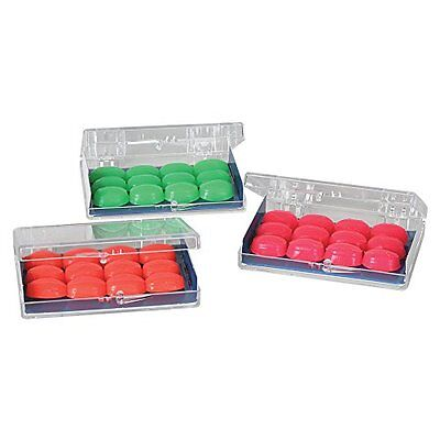 Flents Seal-Rite Kids Silicone Ear Plugs, Assorted Colors, 0
