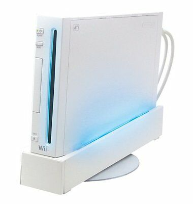 Wii Vertical Illumination Stand