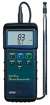 Extech 407123 Hot Wire Thermo Anemometer