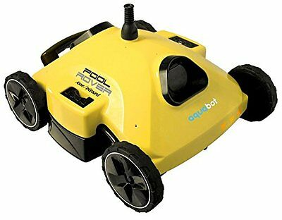 Aquabot AJET122 Pool Rover S2-50 Robotic Pool Cleaner for Above-Ground and