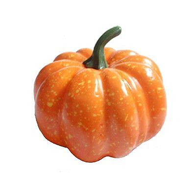 "3"" (80mm) Mini Artificial Pumpkins - Package of 12"