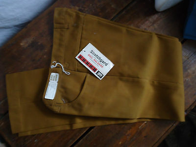 NOS VTG 60s MOD DEADSTOCK TAPERED TWISTER BOYS TEEN JEANS PANTS 27x28 RAB USA