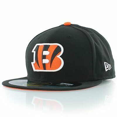 NFL Cincinnati Bengals On Field 5950 Game Cap, 7