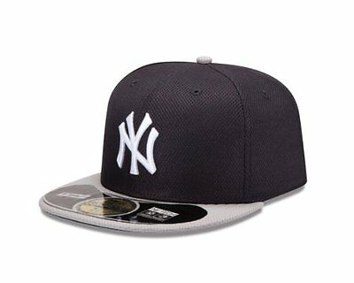 MLB New York Yankees Road Diamond Era 59Fifty Baseball Cap