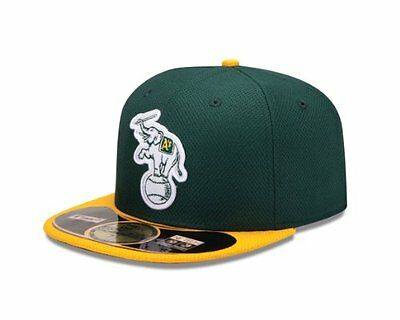 MLB Oakland Athletics Diamond Era 59Fifty Baseball Cap