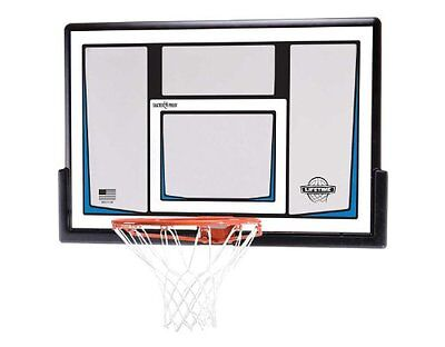 Lifetime Fusion Backboard and Rim Combo Kit, 50-Inch