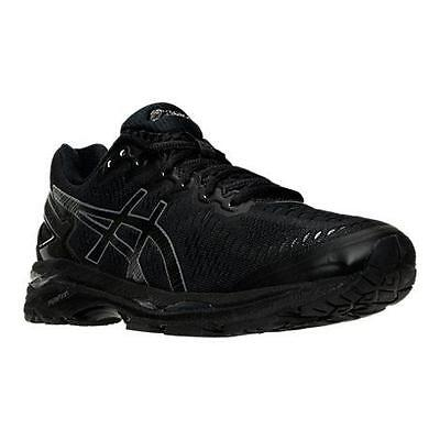 T646N 9099 ASICS GEL KAYANO 23 Mens Shoes Pick Size Black/Onyx/Carbon NEW IN BOX