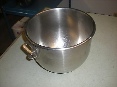 Hobart A-120-12 Stainless Steel Bowl