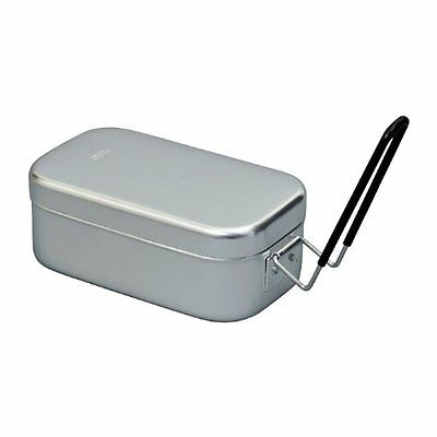 Trangia Mess Tin with Handle (6.5 x 3.5 x 2.6-Inch)