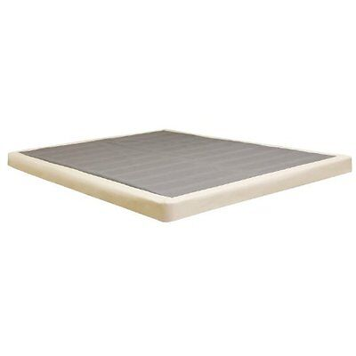 Classic Brands Low Profile Foundation Box Spring, 4 Inch, Twin Extra Long S
