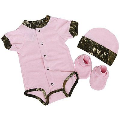 Bonnie's Sportswear BCS Easy-On Set with Knit Hat Short Sleeve, 3-6 Months,