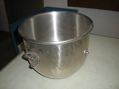 Hobart A-200-20 Stainless Steel Bowl