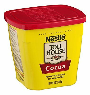 Nestle Toll House Cocoa, 8 OZ (Pack of 12)